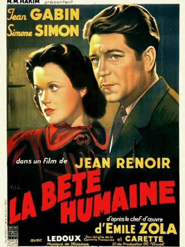 La Bête Humaine (film) La Bte humaine Photos et affiches AlloCin
