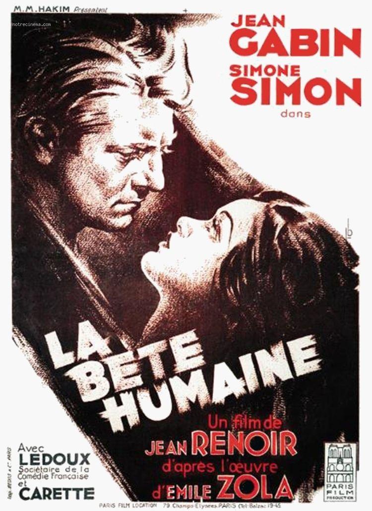 La Bête Humaine (film) La Bte humaine