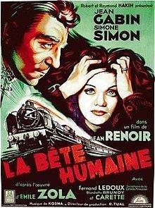 La Bête Humaine (film) httpsuploadwikimediaorgwikipediaenthumb1