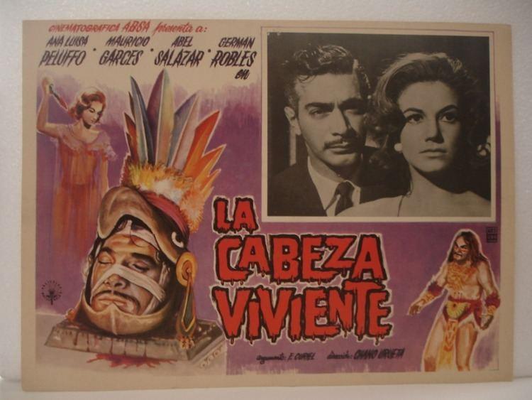 La cabeza viviente Cine Mexicano Del Galletas LA CABEZA VIVIENTE 1 961 Ana Luisa