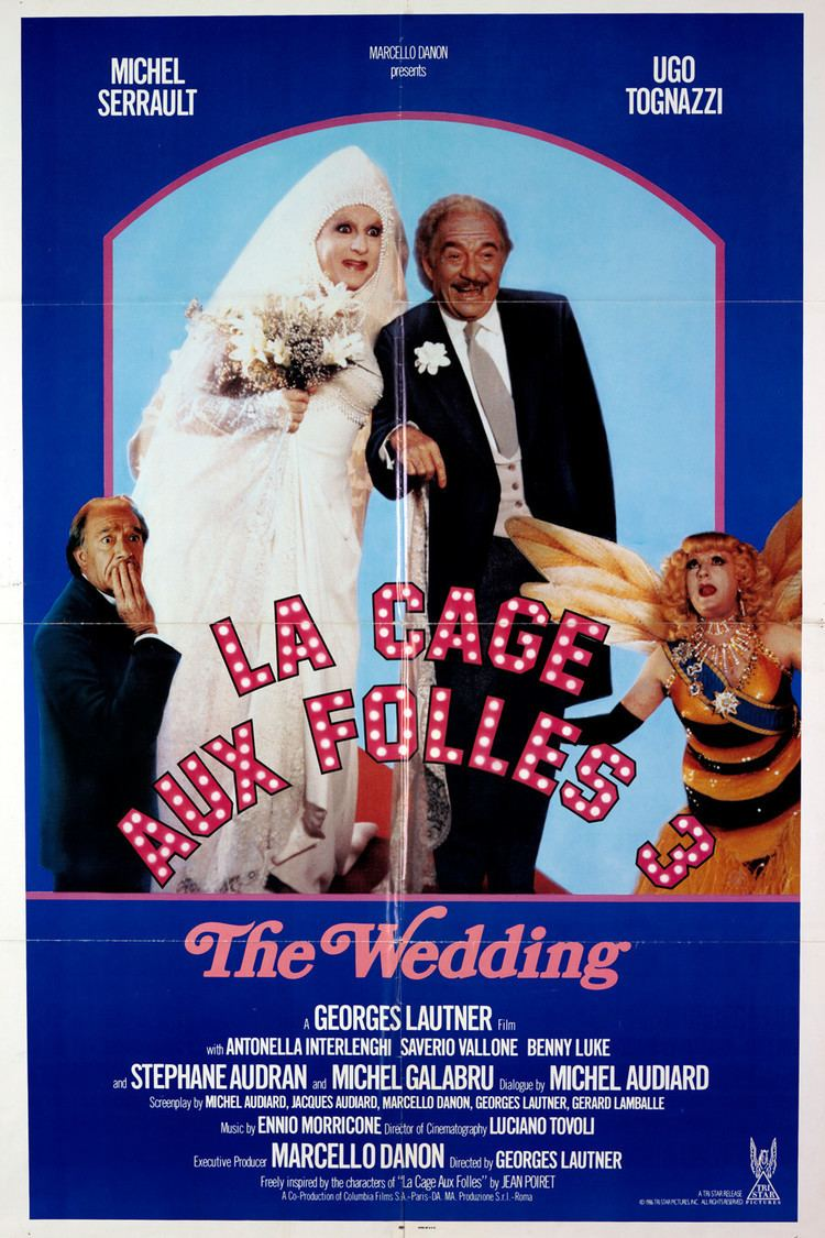 La Cage aux Folles 3: The Wedding wwwgstaticcomtvthumbmovieposters9093p9093p