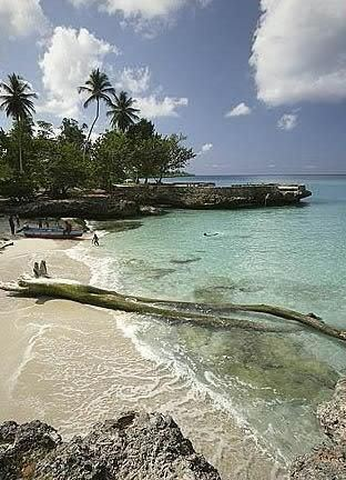 La Caleta Dominican Republic