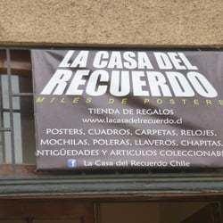La Casa del recuerdo La casa del recuerdo Antigedades Gorbea 2175 Barrio Toesca RM