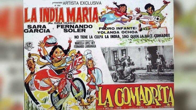La comadrita La Comadrita La India Maria Pelcula completa YouTube