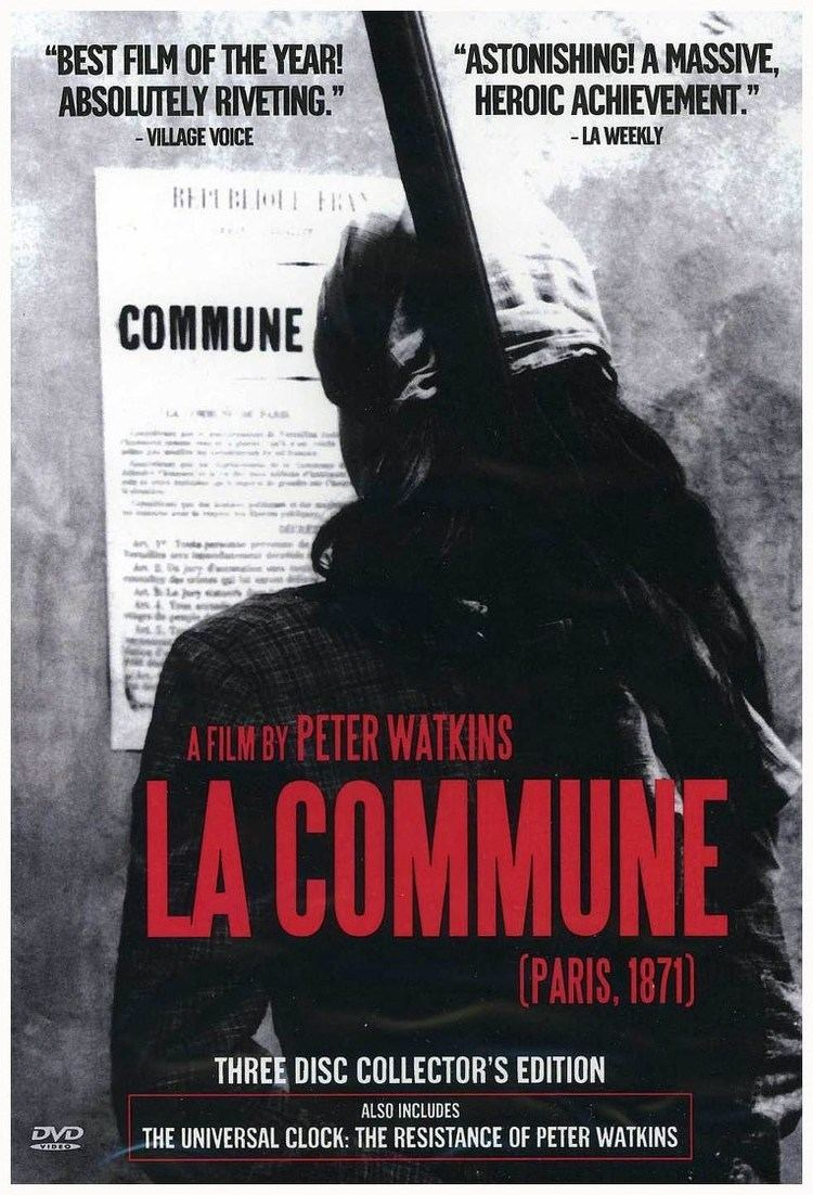 La Commune (Paris, 1871) Subscene Subtitles for La Commune Paris 1871