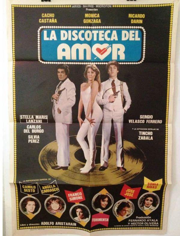 La Discoteca del amor La Discoteca del amor Pelcula 1980 SensaCinecom