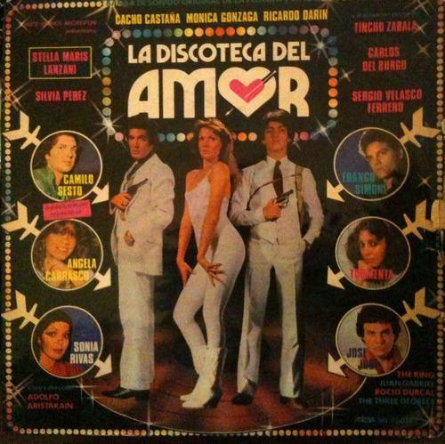 La Discoteca del amor discofobia La discoteca del amor OST 1980