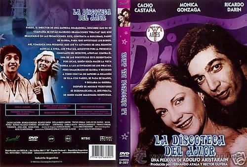 La Discoteca del amor cacho castaa monica gonzaga ricardo darin dvd Comprar Vdeos
