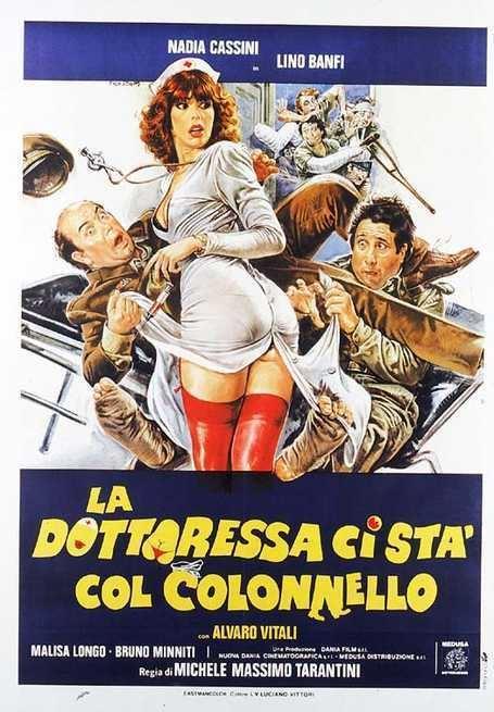 La dottoressa ci sta col colonnello La dottoressa ci sta col colonnello 1980 FilmTVit