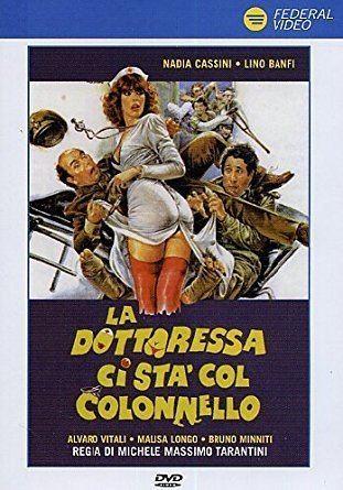 La dottoressa ci sta col colonnello La Dottoressa Ci Sta Col Colonnello Dvd Amazonit Lino Banfi