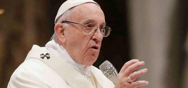 La Fuerza ciega El Papa alerta sobre la fuerza ciega del mercado