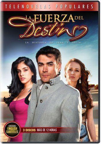 La fuerza del destino (telenovela) Amazoncom La Fuerza Del Destino Juan Ferrara David Zepeda