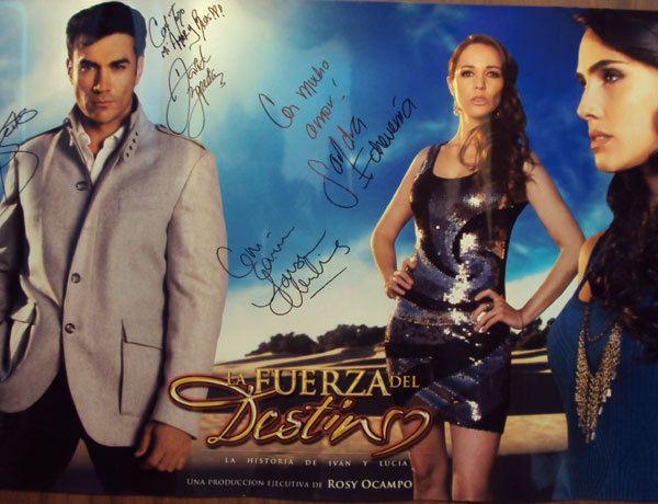 La fuerza del destino (telenovela) La fuerza del destino39 TV