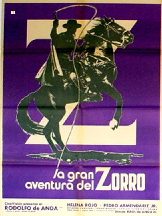 La gran aventura del Zorro 27847jpg