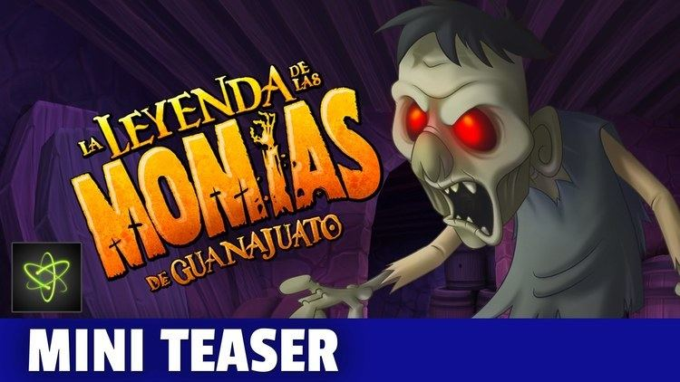 La Leyenda de las Momias La Leyenda de Las Momias Trailer 1 YouTube