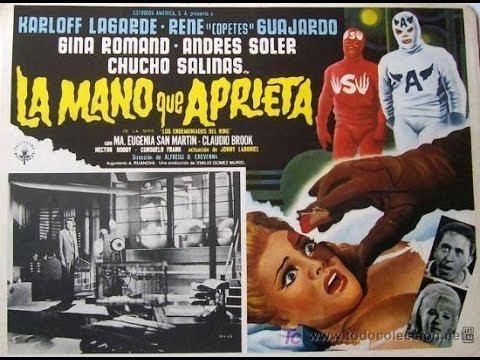 La Mano que aprieta 1964 LA MANO QUE APRIETA YouTube