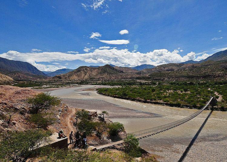 La Merced District, Churcampa