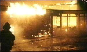 La Mon restaurant bombing BBC NEWS UK N Ireland La Mon bomb victims remembered