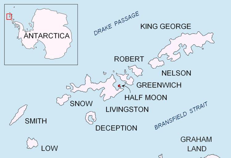 La Morenita (Antarctica)