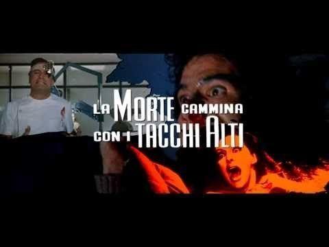 La morte cammina con i tacchi alti La Morte Cammina con i Tacchi Alti Trailer Italiano YouTube