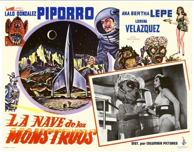 La nave de los monstruos La nave de los monstruos 1960 Psicotrona Cutre Mex Pinterest