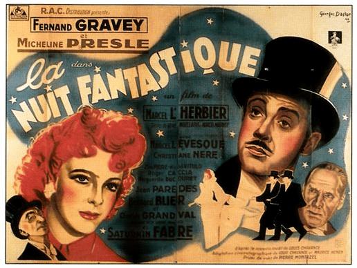 La Nuit fantastique La Nuit fantastique 1942 uniFrance Films