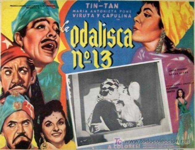 La odalisca No. 13 La odalisca No 13 1958