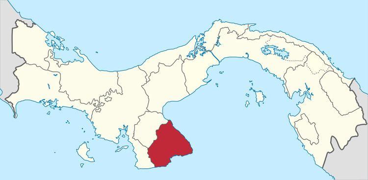 La Palma, Los Santos