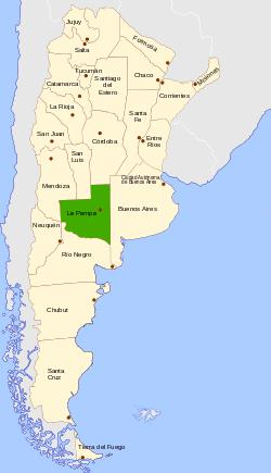 La Pampa Province Wikipedia