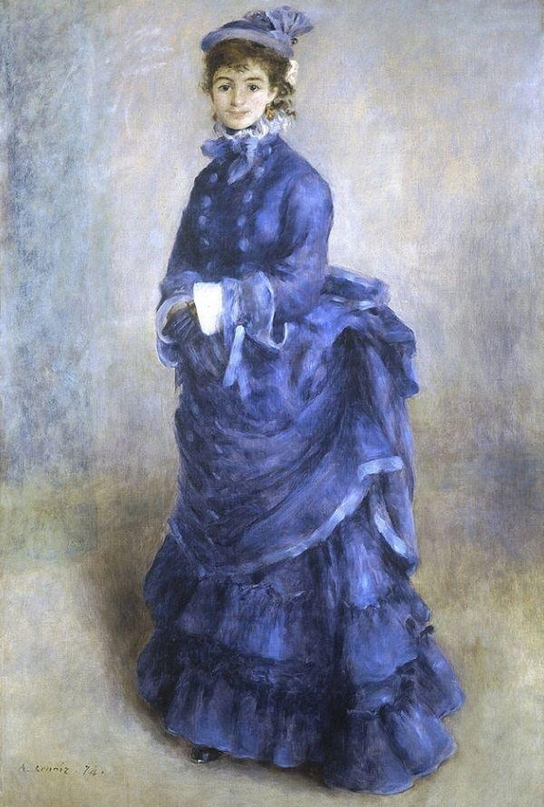 La Parisienne (Renoir painting) wwwrenoirnetimagespaintingslaparisiennejpg
