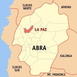 La Paz, Abra