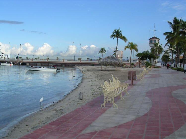La Paz, Baja California Sur in the past, History of La Paz, Baja California Sur