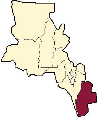 La Paz Department, Catamarca
