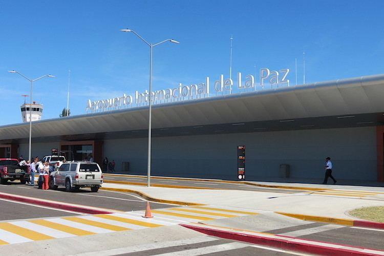 La Paz International Airport