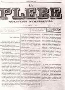 La Plebe (newspaper)
