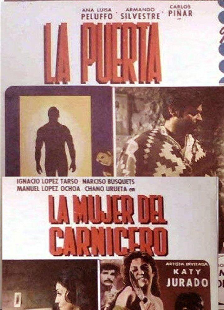 La puerta y la mujer del carnicero La puerta y la mujer del carnicero 1969 IMDb
