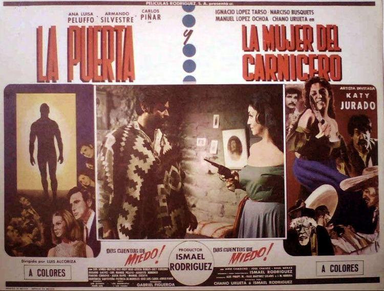 La puerta y la mujer del carnicero La puerta y la mujer del carnicero 1968
