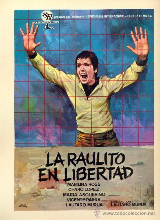 La Raulito en libertad la raulito en libertad charo lopez dibujos de Comprar Guas