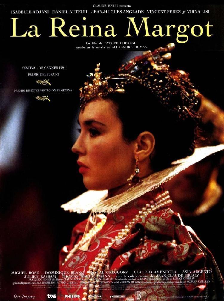 La Reine Margot (1994 film) Queen Margot La Reine Margot in Hereford AZ Movie Tickets