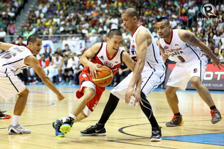 LA Revilla KIA comes from behind to punch in first PBA win over Blackwater