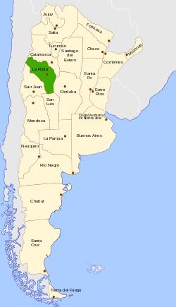 La Rioja Province Argentina Wikipedia