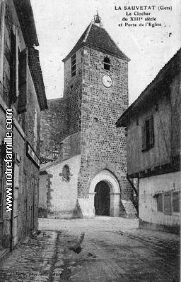 La Sauvetat, Gers wwwcommunescomimagesorigpostcardmaxi324170