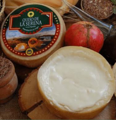La Serena cheese La Serena PDO Cheese from Spain