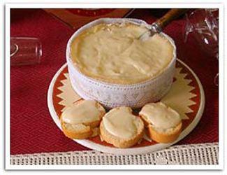 La Serena cheese Cheese From Extremadura Serena Cheese Casar Cheese
