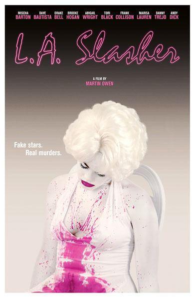 L.A. Slasher Review LA Slasher Truly Disturbing