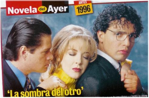 La sombra del otro (1996 telenovela) F Club Edith Gonzlez Para Siempre La Sombra del Otro1996