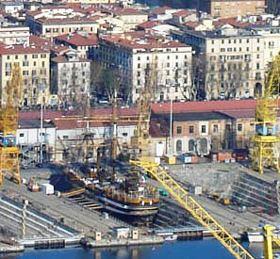 La Spezia Naval Base wwwlavocedelmarinaiocomblogwpcontentuploads