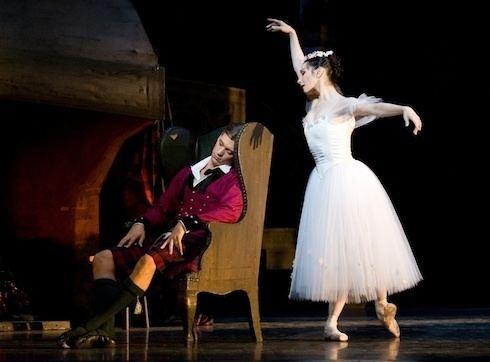 La Sylphide La Sylphide The Ballet Bag