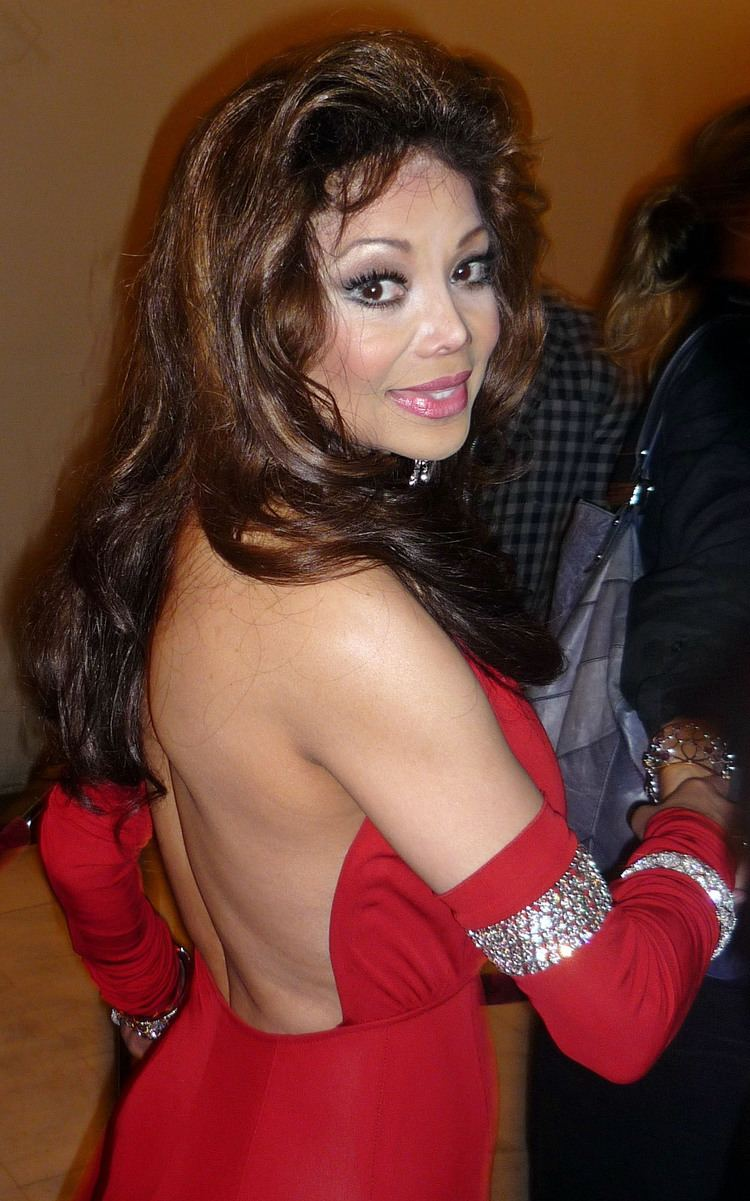 La Toya Jackson La Toya Jackson Wikipedia the free encyclopedia
