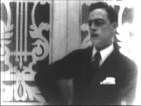 La tragedia del silencio Fragmento La Tragedia del Silencio 1924 Arturo Acevedo Vallarino